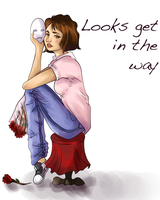 Looks Get In The Way by Kachumi