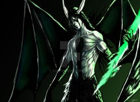 Ulquiorra Fan art by rar1108