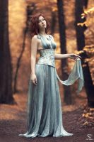 Princess in Broceliande by PumpkynModel