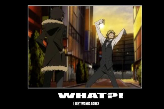 Dat Dancing Shizou DEMOTIVATIONAL by MultiPettan