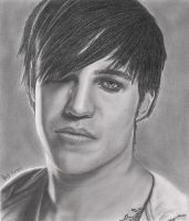 Pete Wentz by FromPencil2Paper