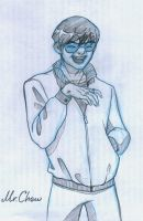 Mr Chow from Hangover by Hotarubi-Kyoshi