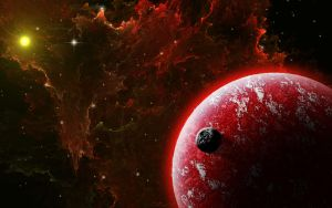 Red Planet by PeterPawn