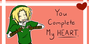 Hero's Valentine 2 by Ask-Link