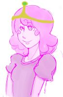 so young and pink by Adelheid