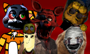 Yo, We da New Animatronics! by Rapono