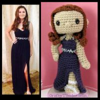 Custom Crochet - Destiny by CraftyTibbles