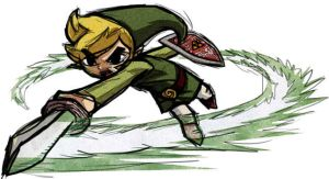 Toon Link Refined by fabbiotime97