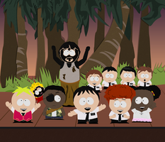 South Park Presents: The Book of Mormon by AnonPaul