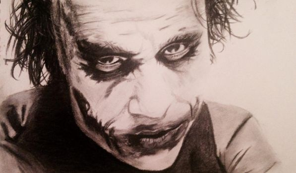 Why so serious? by KayleeBerry97