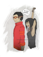 Generator Rex: Early mission by MarinaXMadina