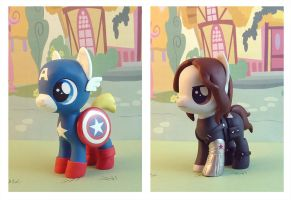 Cap and best bud by krowzivitch