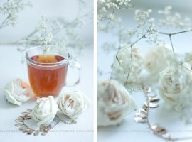 Tea For The Lady by blancoscurocasinegro