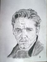 Russell Ira Crowe by spaniard12