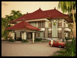 Bali Building Information Cent by Danur78