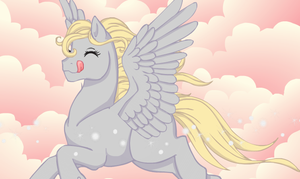 the old derpy by CS-epicness