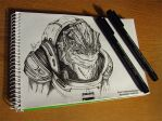 I'm a KROGAN! by YukinaSk