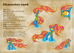 Lighter character card by KairaAnix