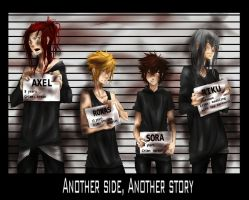 Another side, Another story by Gamesoul