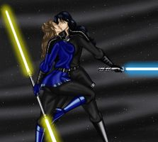 Light Side Victory by JosephB222