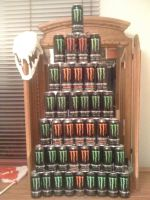 Monster Pyramid by Tailef