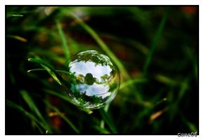 Bubble by gonejustlikebefore