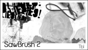 Saw Brushes Part 2 Psp 7 by xxdhanixx