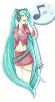 VOCALOID: Sing a Song of... by Artifedex