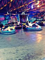 Bumper Cars. by sailorval