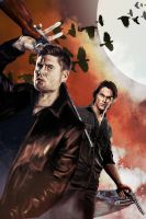 BA Supernatural: Brothers in Arms by LeonardoEnrique