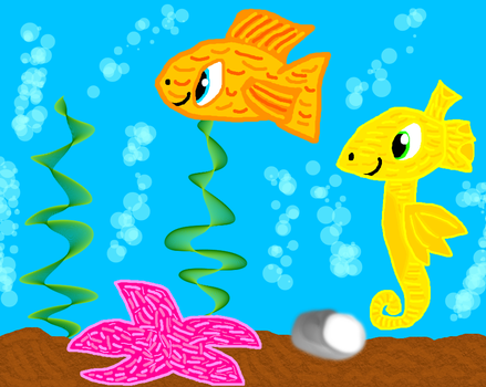Underwater by boo-boo-kitty-108