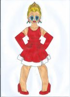 Christmas Couture by animequeen20012003