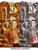 We will always remember Cory Monteith by by-Oblomskaya