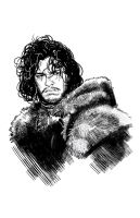 Jon Snow by GIO2286