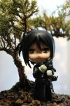 Sebastian Michaelis bonsai by wearmuffin