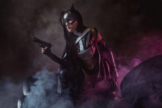 Huntress by Hidory