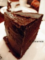 Chocolate Cake by vungoclam