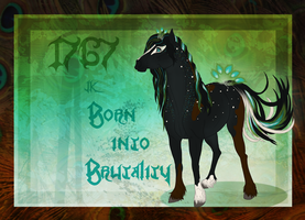 1767 JK Born into Brutality by GuardianOfJay