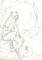 Commish WIP- Days Like This by Earthsong9405