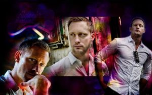 Alexander Skarsgard Wallpaper by Sookscrea