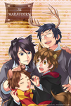 The Marauders by HaruMaru-Shi