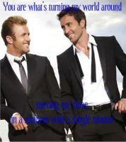 McDanno From Here to You by Lirtista