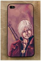 Dante iphone Case sample by pandatails