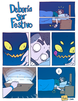DSF61 Monsters/Monstruos. by juandapo