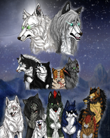 Cliche - Dog rolegame by Barguest