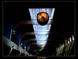 It Is Time by gilad