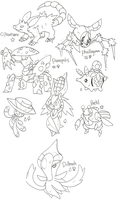 Fakemon13 by pumpkinking3001