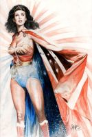 Lynda-Carter-as-Wonder-Woman by Darebegins