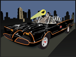 Bat Mobile by Yuki-Oyu