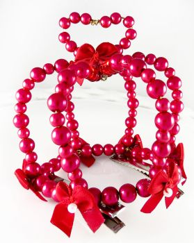 Cherry Red Crown by LolitaPopShop